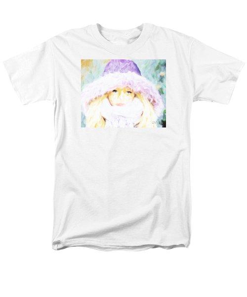 Winter  Men's T-Shirt  (Regular Fit)