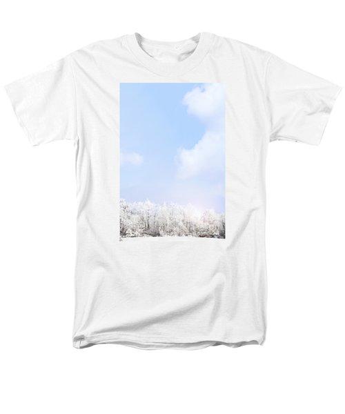 Winter Landscape Men's T-Shirt  (Regular Fit)