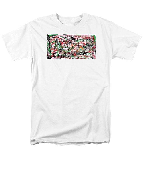Wish - 2 Men's T-Shirt  (Regular Fit) by Mirfarhad Moghimi