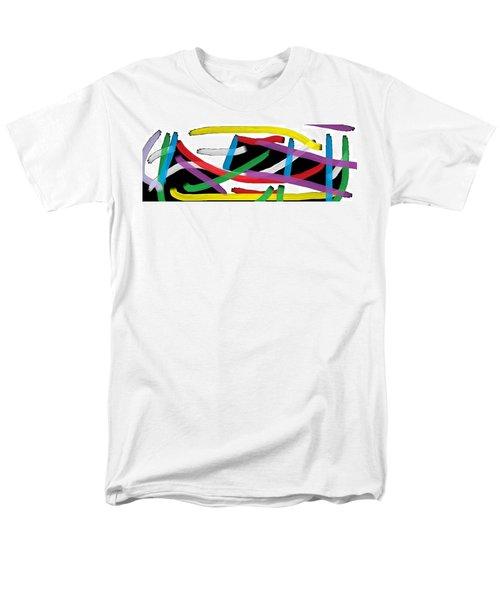 Wish - 38 Men's T-Shirt  (Regular Fit) by Mirfarhad Moghimi