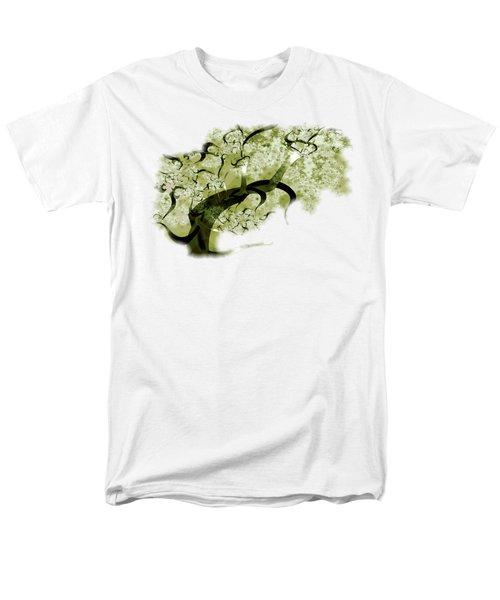 Wishing Tree Men's T-Shirt  (Regular Fit) by Anastasiya Malakhova