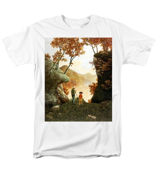 Words Of Wisdom Men's T-Shirt  (Regular Fit) by Duane R Probus