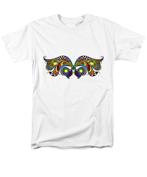 Chrysalis Men's T-Shirt  (Regular Fit) by Dar Freeland