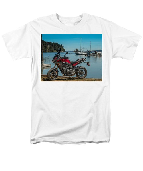 Yamaha Fj-09 .6 Men's T-Shirt  (Regular Fit) by E Faithe Lester