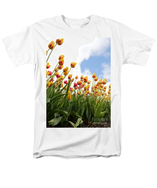 Men's T-Shirt  (Regular Fit) featuring the photograph Yellow Fever by Robert Pearson