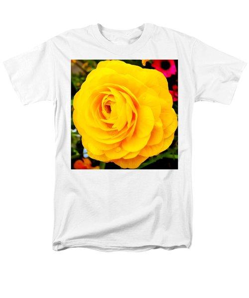 Ranunculus, Madison Square Park  Men's T-Shirt  (Regular Fit)