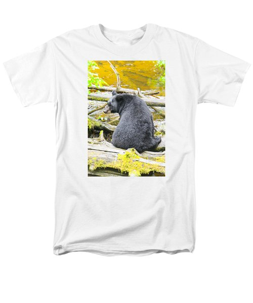 Yes They Do Men's T-Shirt  (Regular Fit) by Harold Piskiel