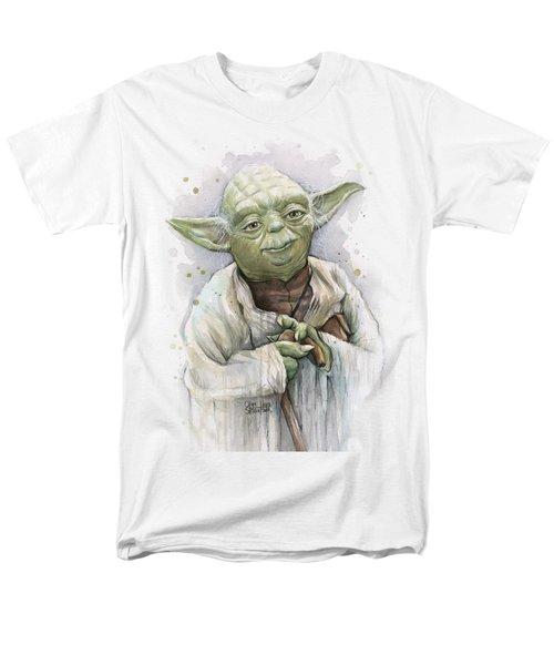 Yoda Men's T-Shirt  (Regular Fit)