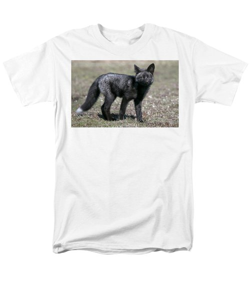 Curious Men's T-Shirt  (Regular Fit) by Elvira Butler