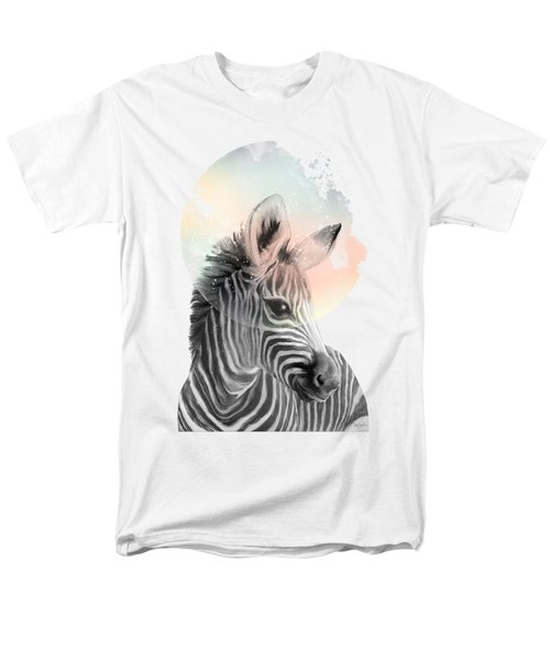 Zebra // Dreaming Men's T-Shirt  (Regular Fit) by Amy Hamilton