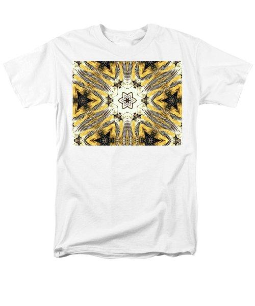 Zebra I Men's T-Shirt  (Regular Fit) by Maria Watt