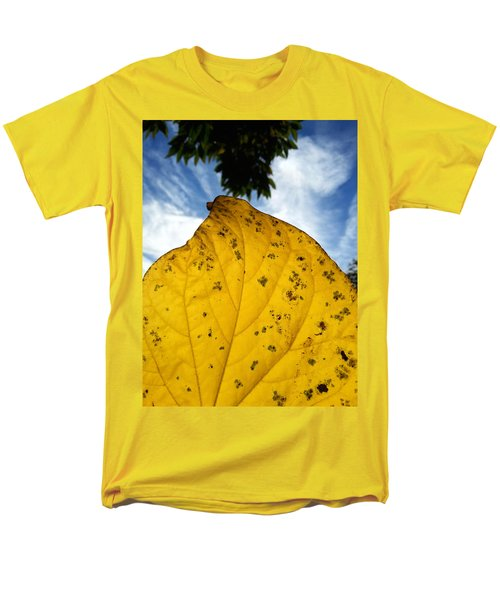 A Touch Of God Men's T-Shirt  (Regular Fit) by Lon Casler Bixby