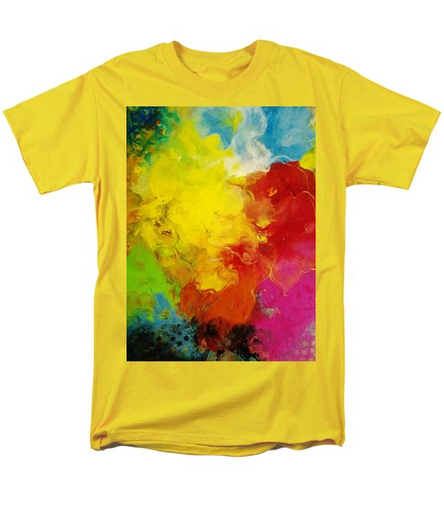 Spring Fling Men's T-Shirt  (Regular Fit) by Kelly Turner
