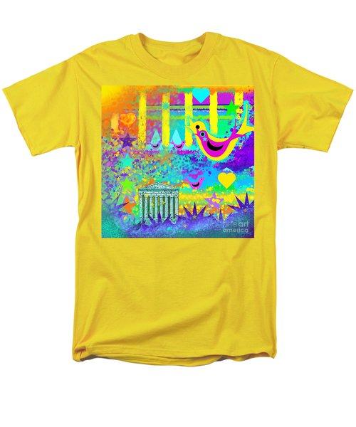 Festivale Men's T-Shirt  (Regular Fit) by Carol Jacobs