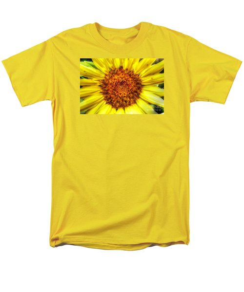 Flower Power Men's T-Shirt  (Regular Fit) by Tina  LeCour