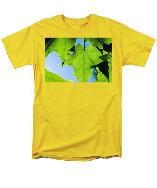 In The Cooling Shade - Featured 3 Men's T-Shirt  (Regular Fit) by Alexander Senin
