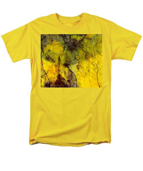 In Yellow  Men's T-Shirt  (Regular Fit) by Danica Radman