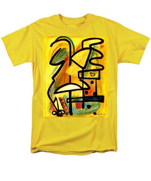 Mayan Men's T-Shirt  (Regular Fit) by Stephen Lucas