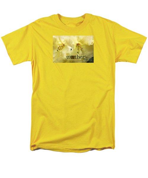 Men's T-Shirt  (Regular Fit) featuring the photograph Mothers Day by Jean OKeeffe Macro Abundance Art
