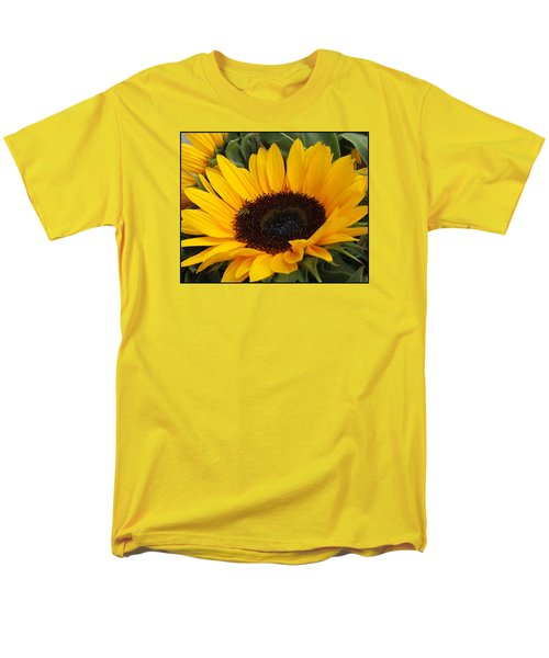 My Sunshine Men's T-Shirt  (Regular Fit) by Dora Sofia Caputo Photographic Art and Design