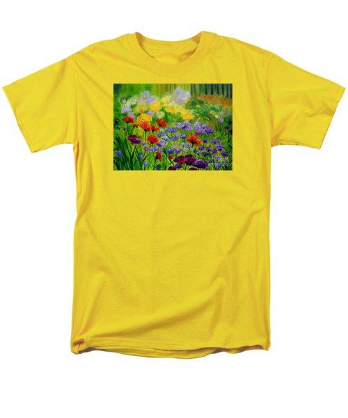 Summer Show Men's T-Shirt  (Regular Fit) by Julie Brugh Riffey