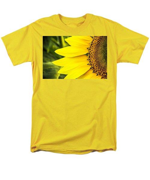 Sunflower Sunshine Men's T-Shirt  (Regular Fit) by Steven Bateson
