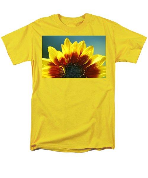 Men's T-Shirt  (Regular Fit) featuring the photograph Sunflower by Tam Ryan