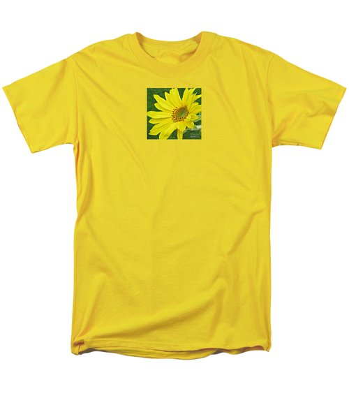 Men's T-Shirt  (Regular Fit) featuring the photograph Sunny Side Up by Janice Westerberg