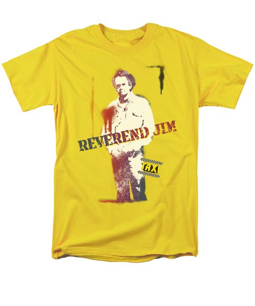 Taxi - Reverend Jim Men's T-Shirt  (Regular Fit) by Brand A