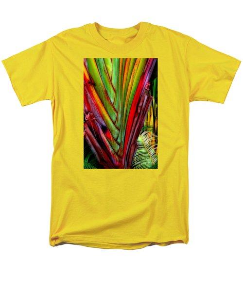 The Red Jungle Men's T-Shirt  (Regular Fit) by Joseph J Stevens