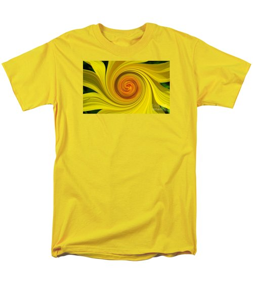 Twisted Men's T-Shirt  (Regular Fit)
