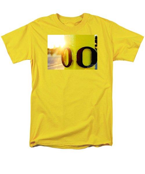 Uo 6 Men's T-Shirt  (Regular Fit) by Michael Cross