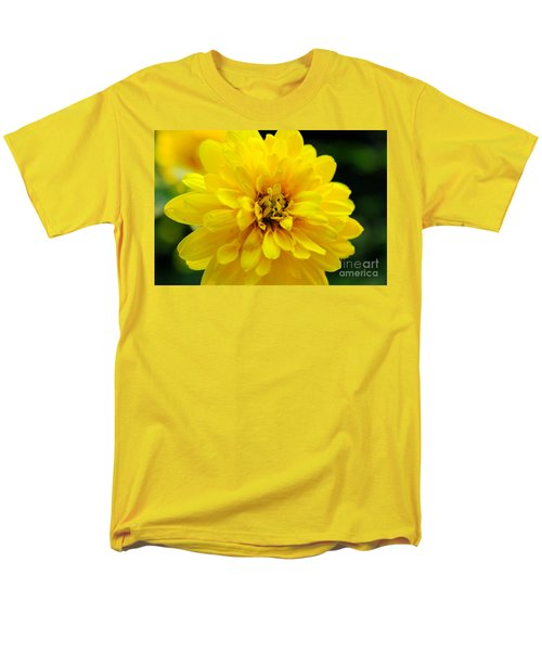 West Virginia Marigold Men's T-Shirt  (Regular Fit)