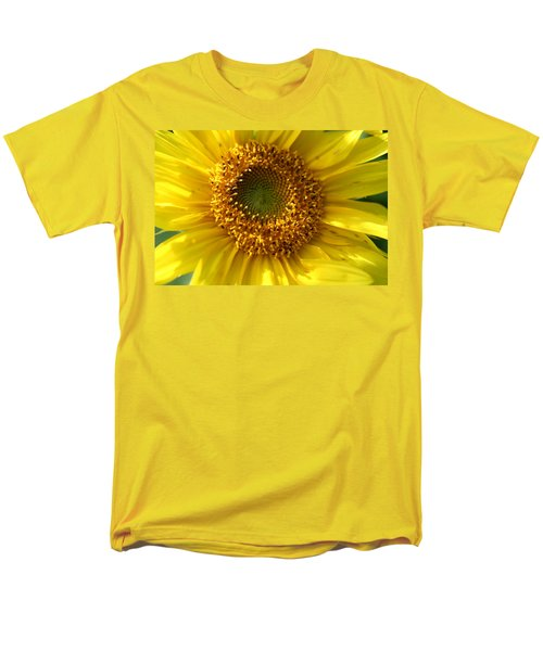 Men's T-Shirt  (Regular Fit) featuring the photograph Yellow Sunshine by Neal Eslinger