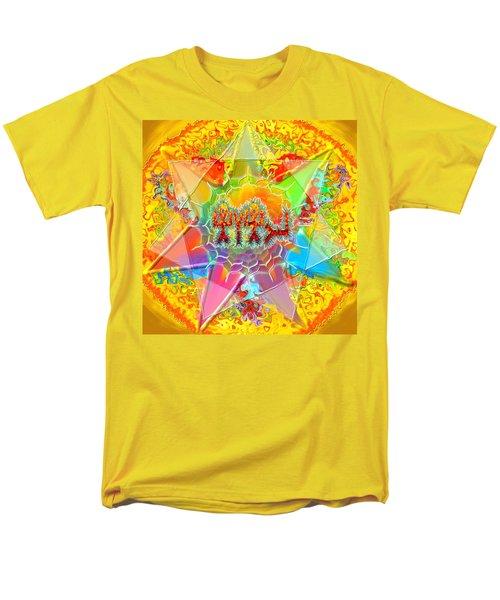 Yhwh 9 7 2014 Men's T-Shirt  (Regular Fit) by Hidden  Mountain
