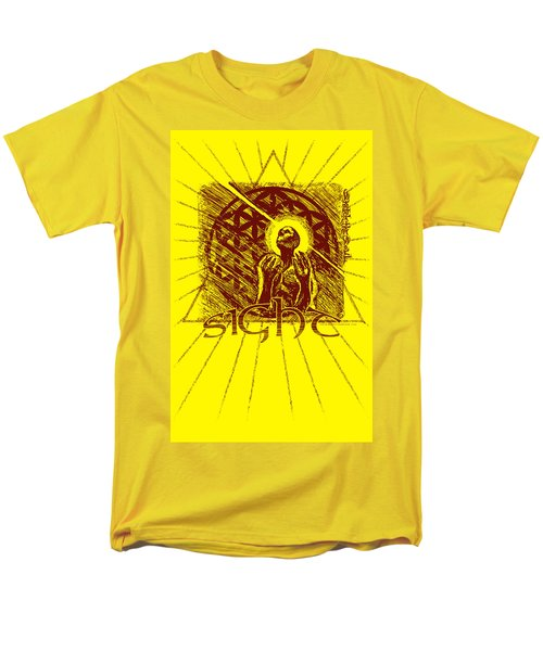 Sight Men's T-Shirt  (Regular Fit) by Tony Koehl