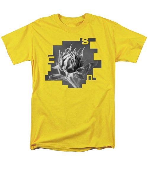 Sunflower Men's T-Shirt  (Regular Fit) by Konstantin Sevostyanov