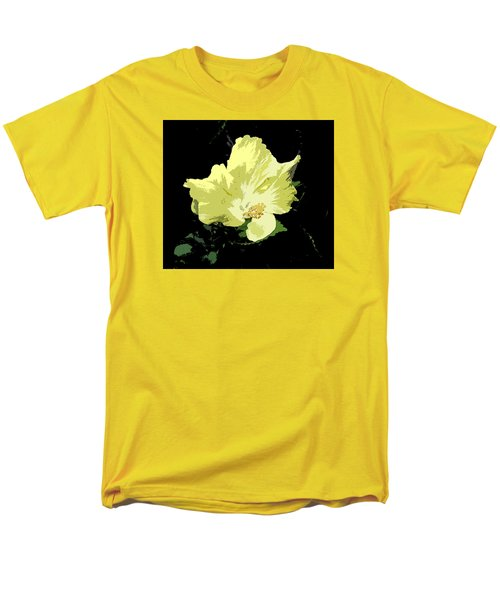 Yellow Beauty Men's T-Shirt  (Regular Fit) by Karen Nicholson