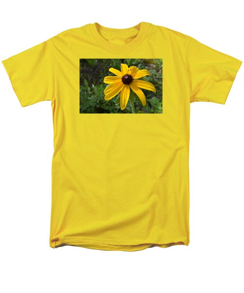 Men's T-Shirt  (Regular Fit) featuring the photograph Brown Eyed Susan  by Lyle Crump
