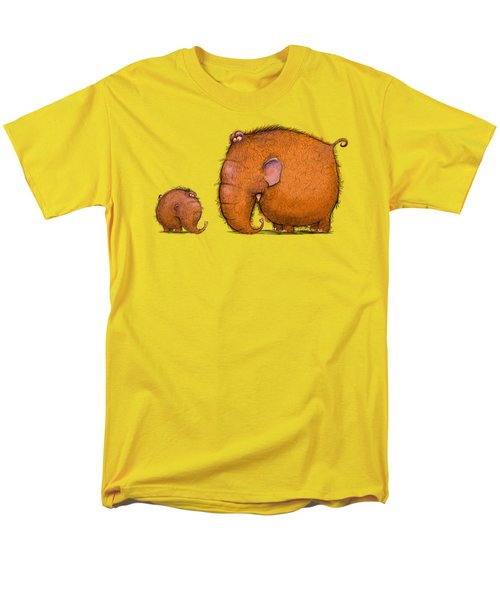 Mammothz Men's T-Shirt  (Regular Fit) by Andy Catling