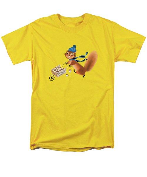Acorn Industrialist Men's T-Shirt  (Regular Fit) by Little Bunny Sunshine