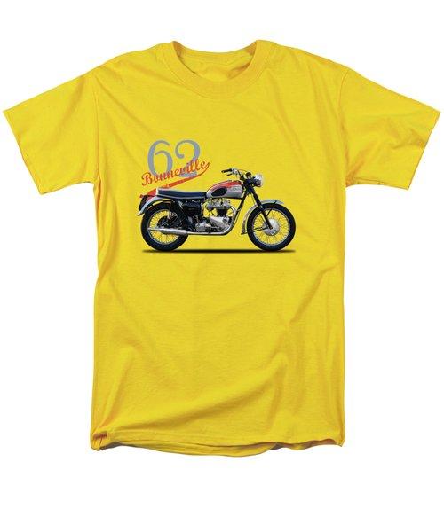 Bonneville T120 1962 Men's T-Shirt  (Regular Fit) by Mark Rogan