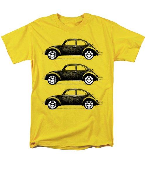 Think Small Men's T-Shirt  (Regular Fit) by Mark Rogan