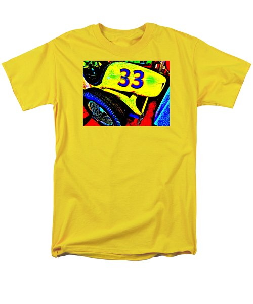 Bahre Car Show II 34 Men's T-Shirt  (Regular Fit) by George Ramos