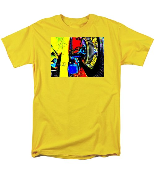 Bahre Car Show II 37 Men's T-Shirt  (Regular Fit) by George Ramos