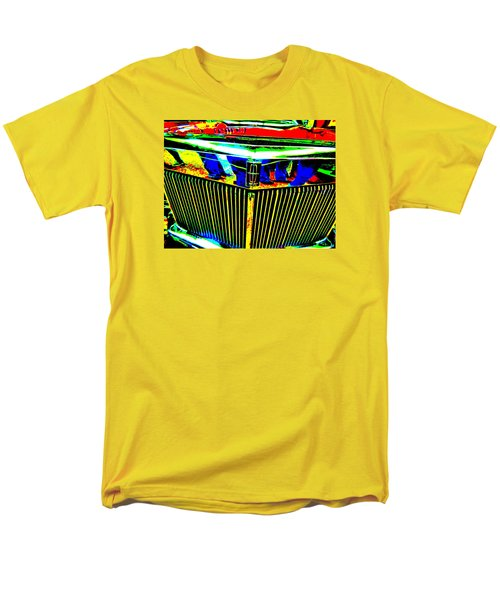 Bahre Car Show II 39 Men's T-Shirt  (Regular Fit) by George Ramos
