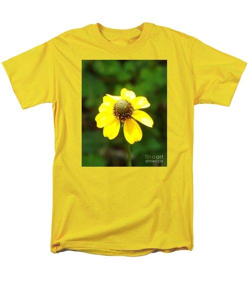 Black-eyed Beauty Men's T-Shirt  (Regular Fit) by Audrey Van Tassell