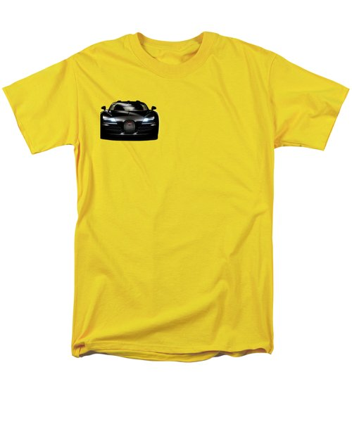 Bugatti Veyron Men's T-Shirt  (Regular Fit) by Mark Rogan
