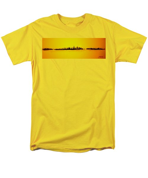 City Of Gold Men's T-Shirt  (Regular Fit)