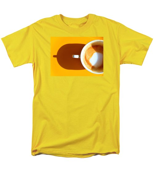 Coffee Men's T-Shirt  (Regular Fit) by Josephine Buschman